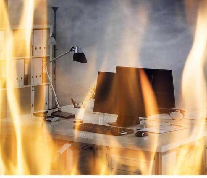 Fire Damage Commercial Property Insurance and Your Business