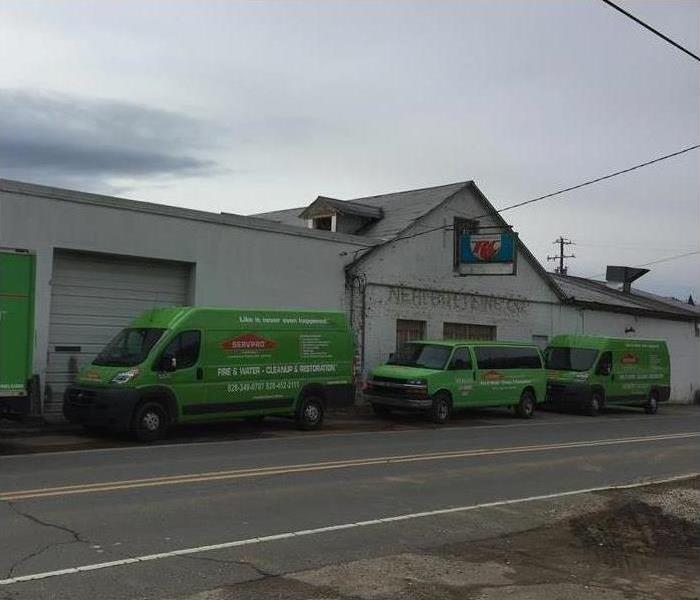 Why SERVPRO What Can Your Business Expect From a Disaster Recovery Franchise Upon Its Arrival?