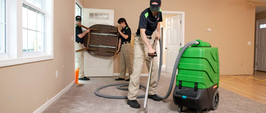 Greeneville, TN residential restoration cleaning